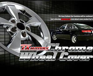 New Chrome Wheel skin Cover 16 inch For Hyundai Azera ; Grandeur TG (2006~2010)