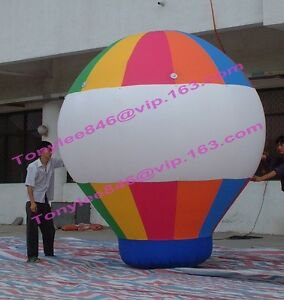 NEW Inflatable hot SALE balloon with customs logoblower 12ftoutdoor events
