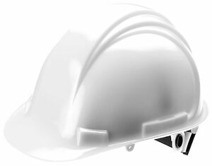 Safety Helmet Hard Hat 6 Point Ratchet Suspension Construction Work
