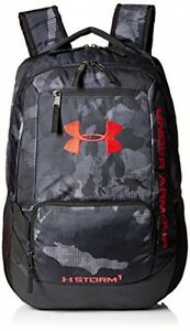 Under Armour Storm Hustle II Backpack Black (002) One Size