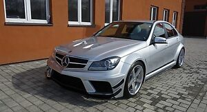 Mercedes Benz Rohana rims C 204 body kit 63 AMG C 300 C 350 C 250 C 220 C 18