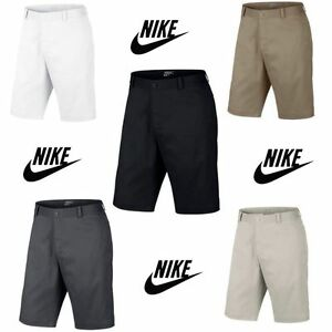 NEW FALL MENS NIKE GOLF DRI-FIT FLAT FRONT TOUR SHORTS PICK SIZE