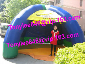 inflatable tent with 4legsparty & event tent with blower15ft wide
