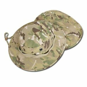 Helikon Camogrom Multicam Boonie Hat Cover with Detachable Sun Shade