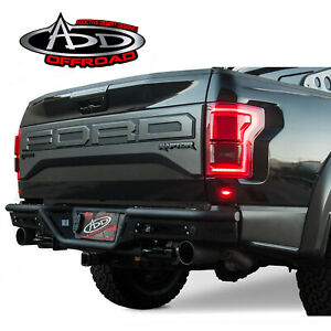 Addictive Desert Designs Stealth Rear Bumper For 2017 Ford F150 Raptor SVT