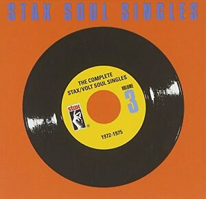 NEW Complete Stax Volt Soul Singles Vol. 3 (Audio CD)