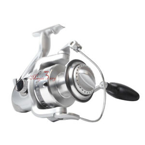 Saltwater Fishing Spinning Reel 10BB 10000 Trolling Heavy Duty Offshore Big Game