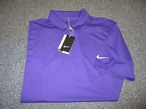 MENS NIKE GOLF FIT DRY POLO GOLF SHIRT SIZE L LARGE NEW NWT
