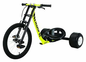Razor DXT Drift Trike Sporting Goods Go Karts Outdoor Sports Scooters Bicycles