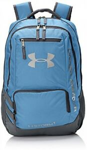 Under Armour Storm Hustle II Backpack Carolina Blue (475) One Size