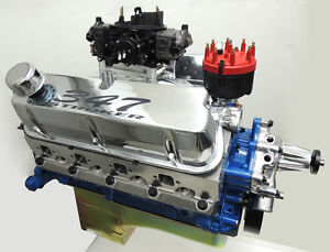 FORD 347 SBF STROKER ENGINE - 450 HP CRATE MOTOR