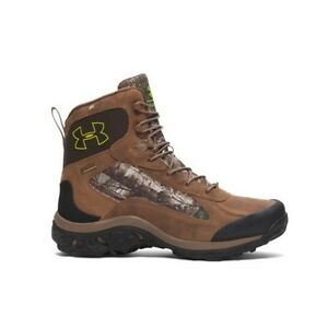 Under Armour Wall Hanger Leather Boot Realtree 13 1250113-946-13