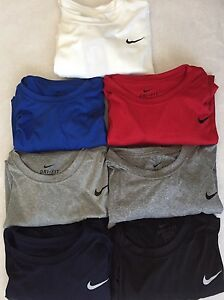 Nike Legend 2.0 Long Sleeve Mens Dry-Fit Shirt 718837 Multi Size And Colors
