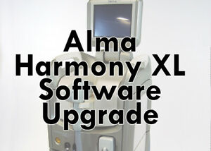 Alma Harmony XL Software Upgrade Laser System IPL Reset Reload Repair