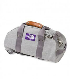 THE NORTH FACE PURPLE LABEL 3Way Duffle Bag GrayxGray NN7508N Backpack Japan FS