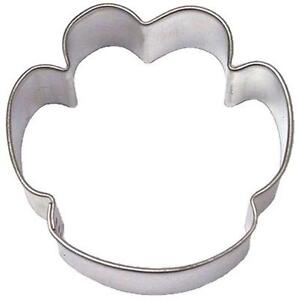 Cat or Dog Paw 2.75'' Cookie Cutter New! Treats
