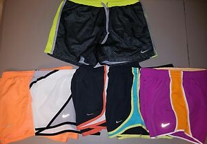 Women's NIKE Dri Fit running shorts LOT Sz Small S EXCELLENT