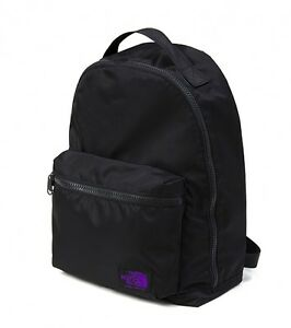 THE NORTH FACE PURPLE LABEL LIMONTA® Nylon Day Pack S BLACK Backpack Japan FS