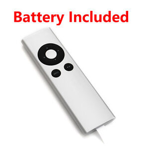 NEW Universal Remote Control MC377LLA For Apple TV 2 3 Music System Mac mc377ll