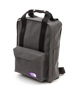THE NORTH FACE PURPLE LABEL 2Way DayPack Chacoal×Black NN7602N Backpack Japan