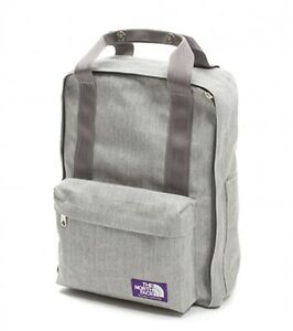 THE NORTH FACE PURPLE LABEL 2Way Day Pack Gray x Gray NN7602N Backpack Japan FS