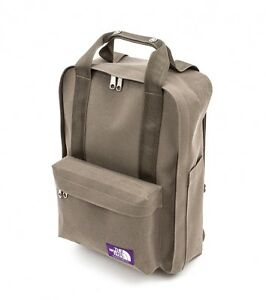 THE NORTH FACE PURPLE LABEL 2Way Day Pack Khaki×Beige NN7602N Backpack Japan FS