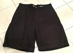 Men's Black Chino Style Shorts size 34 Callaway Golf Collection may be altered
