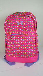 NWT UNDER ARMOUR YOUTH GIRL PINK FAVORITE BACKPACK