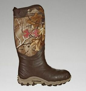 Under Armour Women's HAW 2.0 Boot Realtree Xtra 800g 10 1268176-946-10
