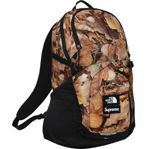 Supreme X The North Face Pocono Leaves Backpack
