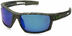 Under Armour Mens Captain Storm 8630064-878768 Polarized Sunglasses Realtree 60