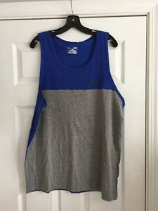 Under Armour Men's Heatgear Loose Fit Tank Top- Size X-Large NEW!