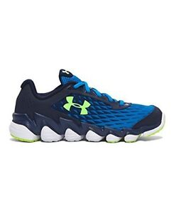 Under Armour Boys' Grade School UA Micro G Spine Disrupt Running Shoes 6