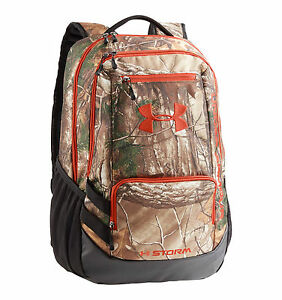 Under Armour Camo Hustle Backpack - Realtree AP-Xtra Dynamite  FACTORY NEW