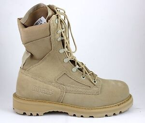 Rocky Boot R6008 8 Hot Weather Tan Desert Safety Steel Toe Brand New In Box $89.99