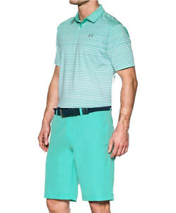 2016 Under Armour *UA Match Play* Vented Golf Shorts 1272358-343 $85 Size 36