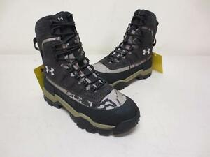 Under Armour Brow Tine 2.0 Women's Size 7 US 800g Hunting Boot Insulated Warm