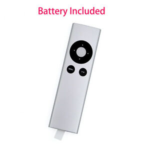 NEW MC377LLA Generic Remote Control fit for Mac Apple TV 2 3 Music System A1469