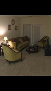 Luxury Horchow Furniture Sofa and Matching Chairs 2