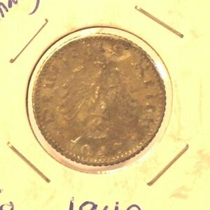 1940 A Germany SD Reichspfennig Coin amp; Holder thecoindigger World Antique Sale