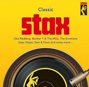 VARIOUS - CLASSIC STAX (BEST OF) BRAND NEW SEALED 3CD