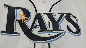 Devin Davis #40 - *NEW* Tampa Bay Rays w TAGS