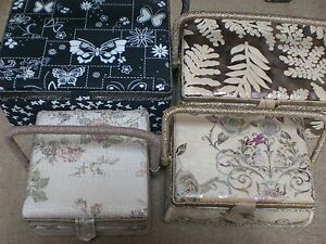 SEWING BOXES BASKETS GBP 22.99