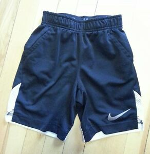 Nike Dry Fit Kids Boys Shorts Athletic Sports 4 - 5 years S Youth Soccer