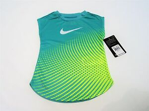 Nike baby girls clothes top t-shirt tee shirt size 2t 3t  sport toddler infant