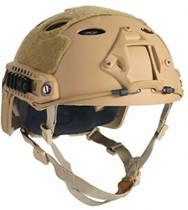 OneTigris PJ Type Tactical Practice Gear Fast Helmet Airsoft Paintball Sports