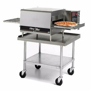 240 Volts Star Ultra Max UM1850AT Electric Conveyor Oven with 50