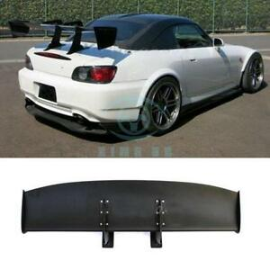 FRP Rear Spoiler For ALL Model Cars Universal Type 7 SWAN NECK GT WING