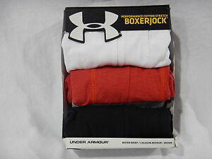 Under Armour Mens Charged Cotton Stretch 6