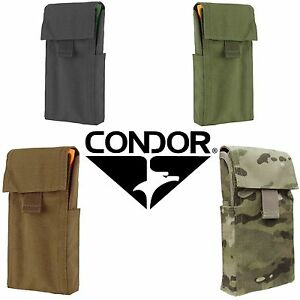 Condor MA61 Tactical MOLLE 25 Round 12 Gauge Shotgun Shell Reload Magazine Pouch